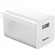 Сетевая зарядка Baseus Charging Quick Charger (CN) White