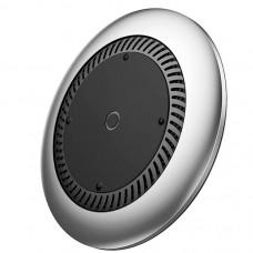 Беспроводное зарядное устройство Baseus whirlwind Desktop wireless charger Silver