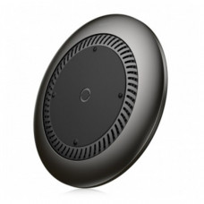 Беспроводное зарядное устройство Baseus whirlwind Desktop wireless charger Black