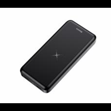 Беспроводное зарядное устройство Baseus M36 Wireless Charger Powerbank 10000mAh Black