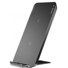 Беспроводное зарядное устройство Baseus multifunctional wireless charging pad for phone with desktop  holder(With Type-C cable)Black