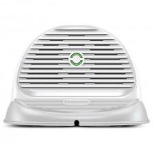 Беспроводное зарядное устройство Baseus Silicone Horizontal Desktop Wireless Charger White