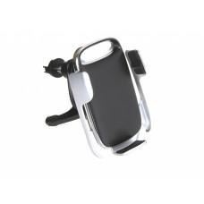 Беспроводное зарядное устройство Baseus Milky Way Electric Bracket Wireless Charger (15W)Silver