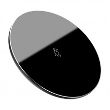 Беспроводное зарядное устройство Baseus Simple Wireless Charger(Updated Version)Black