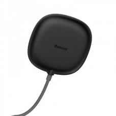 Беспроводное зарядное устройство Baseus Suction Cup Wireless Charger Black