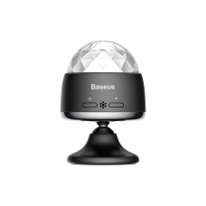Светильник Baseus Car Crystal Magic Ball Light Black