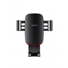 Автомобильный держатель Baseus Metal Age Gravity CarMount(Air Outlet Version)Black