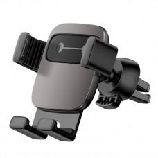 Автомобильный держатель Baseus Cube Gravity Vehicle-mounted Holder Black
