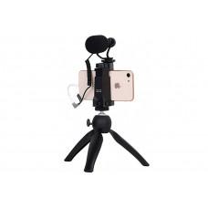 Микрофон COMICA CVM-VM10-K2 для смартфона с настольной треногой