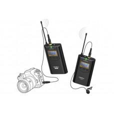 Петличная радиосистема Comica CVM-WM100(TX+RX)
