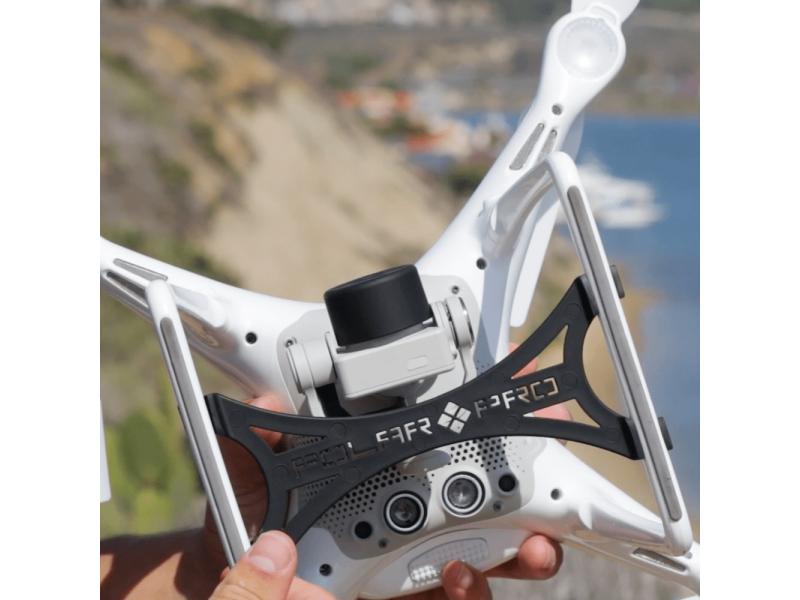 Защита камеры к беспилотнику фантом запчасти спарк комбо напрямую из китая