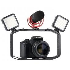 Клетка Ulanzi M-Rig для смарфтона и экшн камеры
