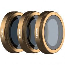 Набор фильтров для Mavic 2 Zoom Cinema Series Vivid Collection - Cinema Series, PolarPro M2Z-CS-VIVID