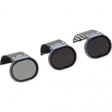 Набор фильтров PolarPro для DJI Spark CINEMA SERIES VIVID COLLECTION (PL, ND8, ND16), SPRK-5001