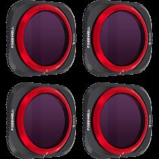 Набор фильтров Freewell для DJI Mavic Air 2 Bright Day 4 Pack FW-MA2-BRG