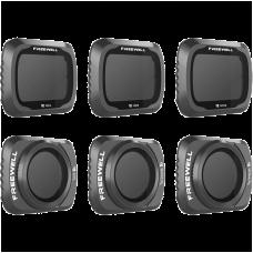 Набор фильтров Freewell для DJI Mavic Air 2 Filters 6 Pack Budget Kit FW-MA2-ESS