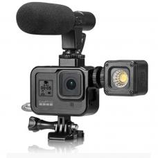 Крепление рамка алюминевая для камер Hero 8, Redline RL553