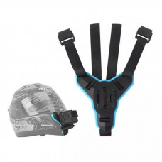 Крепление для GoPro на закрытый шлем, Telesin GP-HBM-MT7