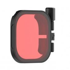 Фильтр для Hero 8 Красный на БОКС - RED FILTER, PolarPro H8-RED-PROT