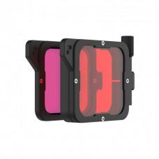 Набор фильтров SuperSuit - DIVEMASTER Filter Kit (Red + Magenta) для Hero 5/6/7, PolarPro H7-DVMSTR-SS