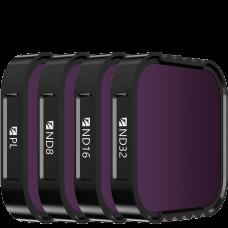 Набор светофильтров Freewell 4K Standard Day для GoPro HERO9 FW-H9B-STD