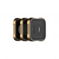 Набор ND фильтров PolarPro Shutter Collection для GoPro Hero 9 Black H9-SHUTTER