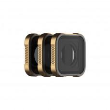 Набор ND фильтров PolarPro Shutter Collection для GoPro Hero 9 / 10 Black H9-SHUTTER