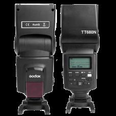 Фотовспышка Godox ThinkLite TT680N i-TTL для Nikon