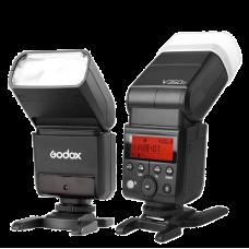 Фотовспышка Godox Ving V350F TTL для Fujifilm
