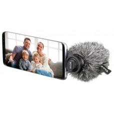 Микрофон Boya BY-DM100, для смартфонов, стерео, USB-C