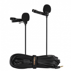 Петличный микрофон Comica CVM-D02B