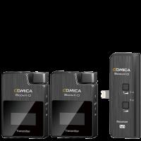 Радиосистема CoMica BoomX-D-Mi2 (RX Mi + 2TX)