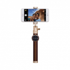 Премиум монопод Momax Selfie Pro 90см Золото