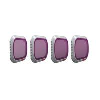 Набор Фильтров HD для DJI Mavic 2 PRO (ND8/PL,16/PL,32/PL,64/PL) PROFESSIONAL, PGYTECH P-HAH-032