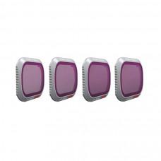 Набор Фильтров ND для DJI Mavic 2 PRO (ND8/PL,16/PL,32/PL,64/PL) PROFESSIONAL, PGYTECH P-HAH-032