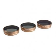 PolarPro Набор фильтров для Phantom 4 Cinema Series-VIVID Collection (ND4/PL, ND8/PL, ND16/PL) (P4-1203-VIVID)