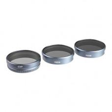 PolarPro Набор фильтров для DJI Phantom 4 (ND4, ND8, CPL) (P4-1201)