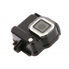 Бокс для камеры GoPro Hero 5/6 с подсветкой вокруг линзы, Redline RL518