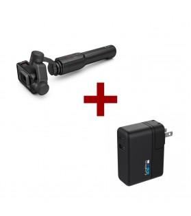 GoPro Karma Grip для GoPro Hero 5 Black + Supercharger