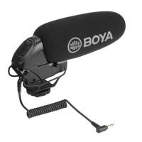 Boya BY-BM3032 Накамерный микрофон-пушка