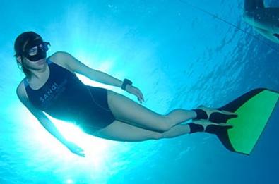Подводное плавание