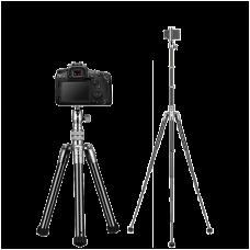 Штатив Ulanzi SK-04 Selfie Stick Tripod Чёрный