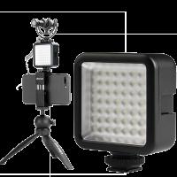 Свет Ulanzi Mini W49 LED Video Light 6000K