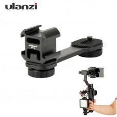 Ulanzi Pt-3 крепление-удлинитель для установки аксессуаров на стедикам для смарфонов